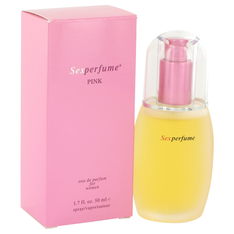 Sexperfume Pink by Marlo Cosmetics for Women Eau De Parfum Spray 1.7 oz