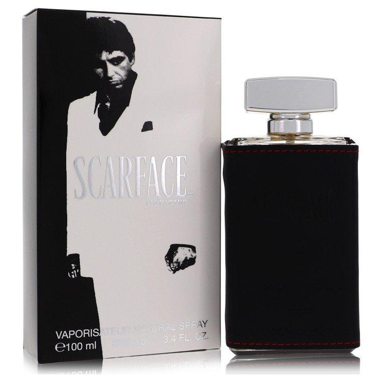 Scarface Al Pacino by Universal Studios for Men Eau De Toilette Spray 3.4 oz