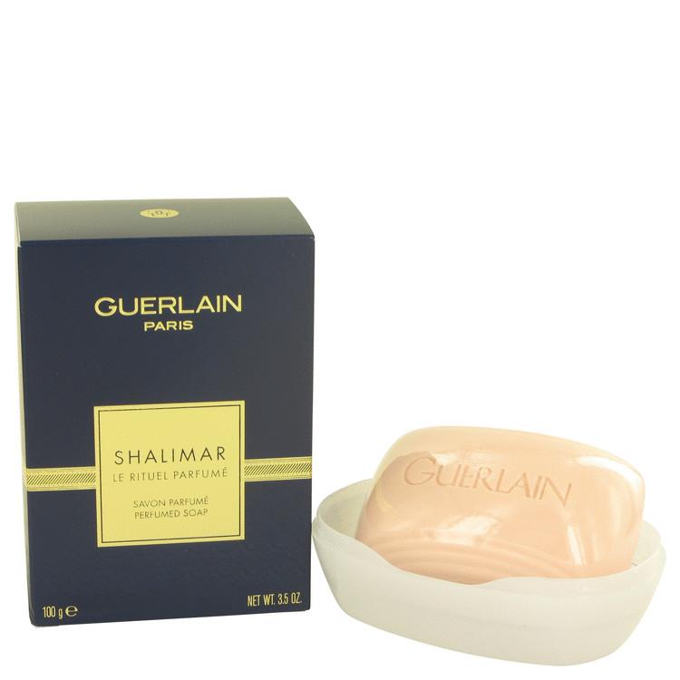 SHALIMAR by Guerlain for Women Soap 3.5 oz
