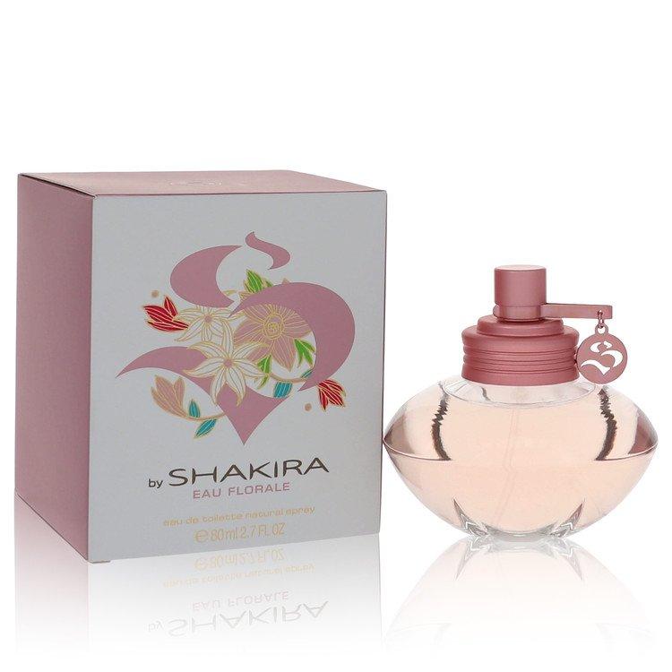 Shakira S Eau Florale by Shakira for Women Eau De Toilette Spray 2.7 oz
