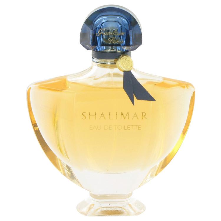 SHALIMAR by Guerlain for Women Eau De Toilette/Cologne Spray (Tester) 3 oz