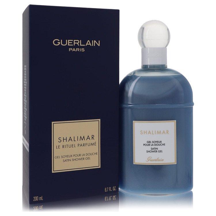 SHALIMAR by Guerlain for Women Shower Gel 6.8 oz