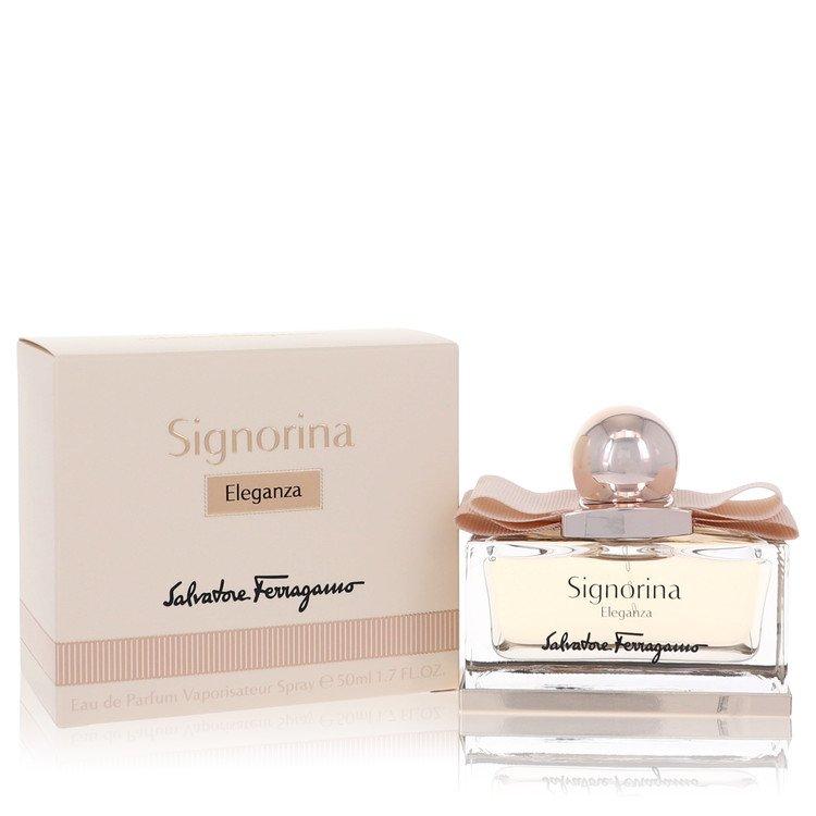Signorina Eleganza by Salvatore Ferragamo for Women Eau De Parfum Spray 1.7 oz