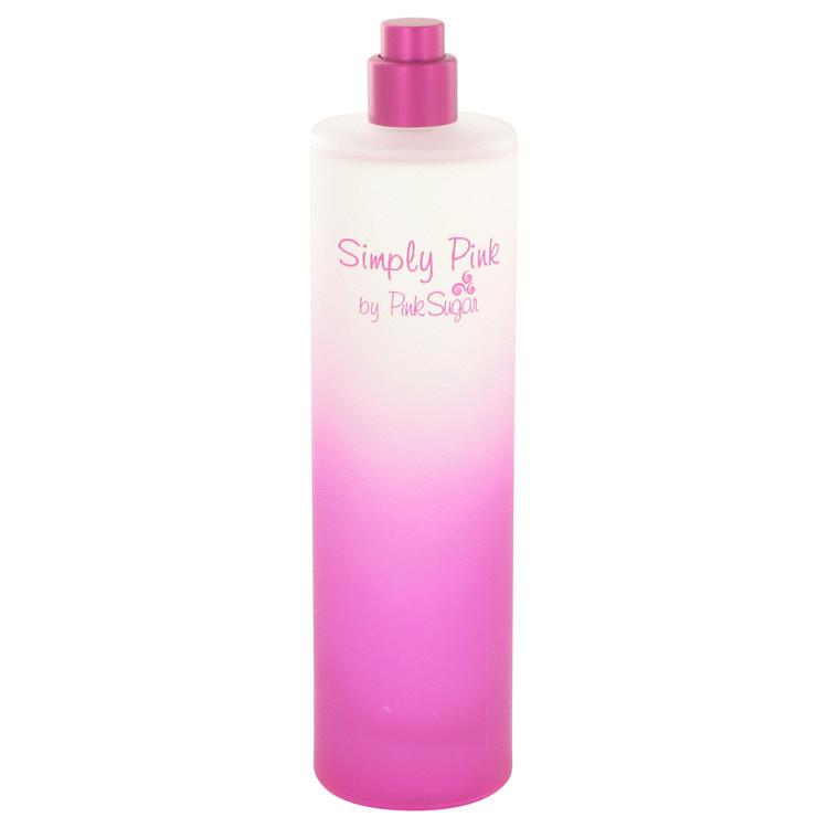Simply Pink by Aquolina for Women Eau De Toilette Spray (Tester) 3.4 oz