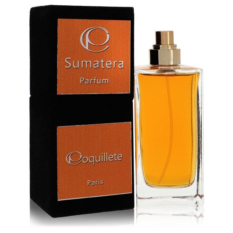Sumatera by Coquillete for Women Eau De Parfum Spray 3.4 oz