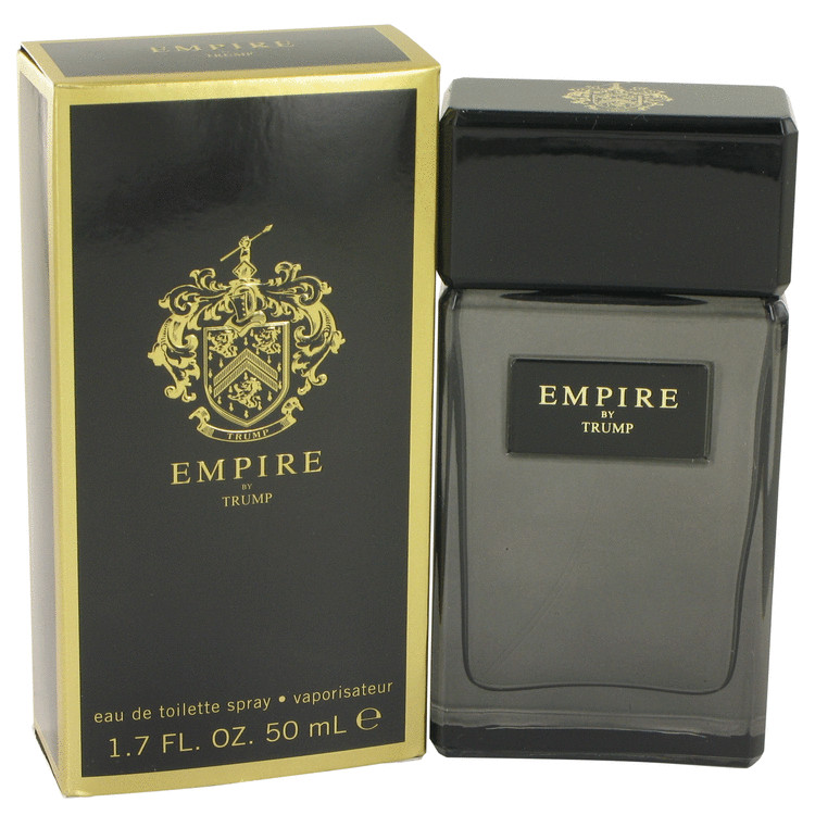 Trump Empire by Donald Trump for Men Eau De Toilette Spray 1.7 oz