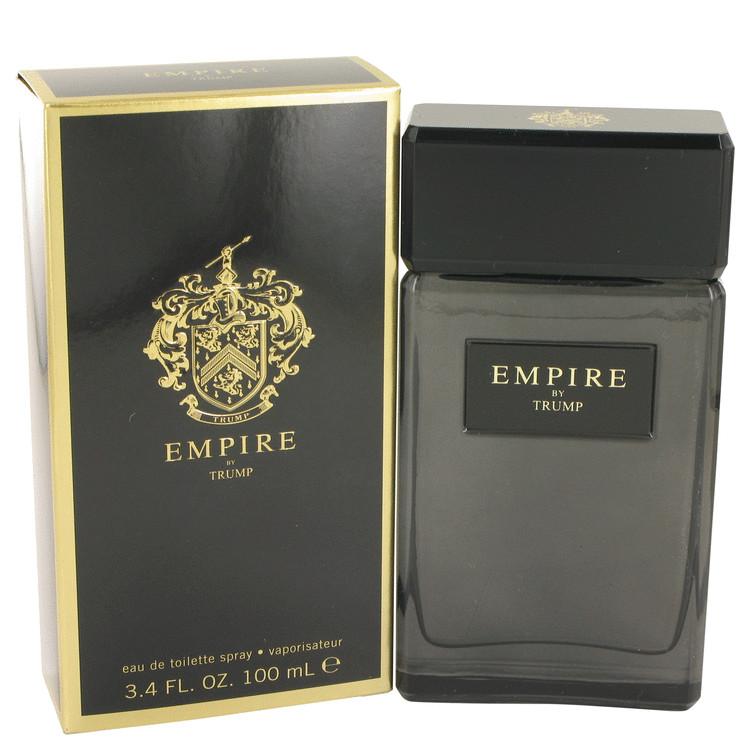 Trump Empire by Donald Trump for Men Eau De Toilette Spray 3.4 oz