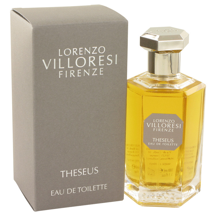Theseus by Lorenzo Villoresi Firenze for Women Eau De Toilette Spray 3.4 oz