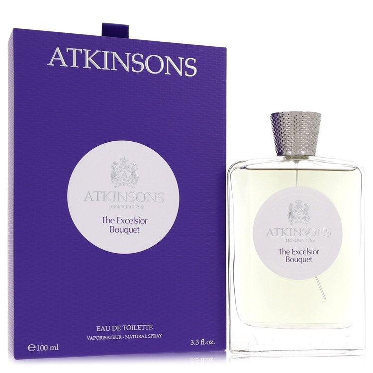 The Excelsior Bouquet by Atkinsons for Women Eau De Toilette Spray 3.3 oz