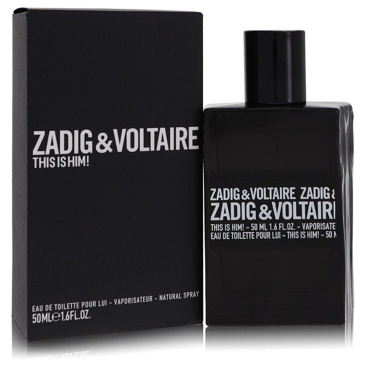 This is Him by Zadig & Voltaire for Men Eau De Toilette Spray 1.6 oz