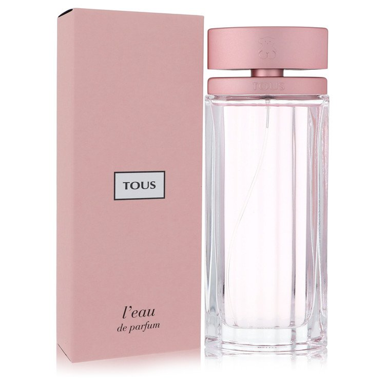 Tous L'eau by Tous for Women Eau De Parfum Spray 3 oz
