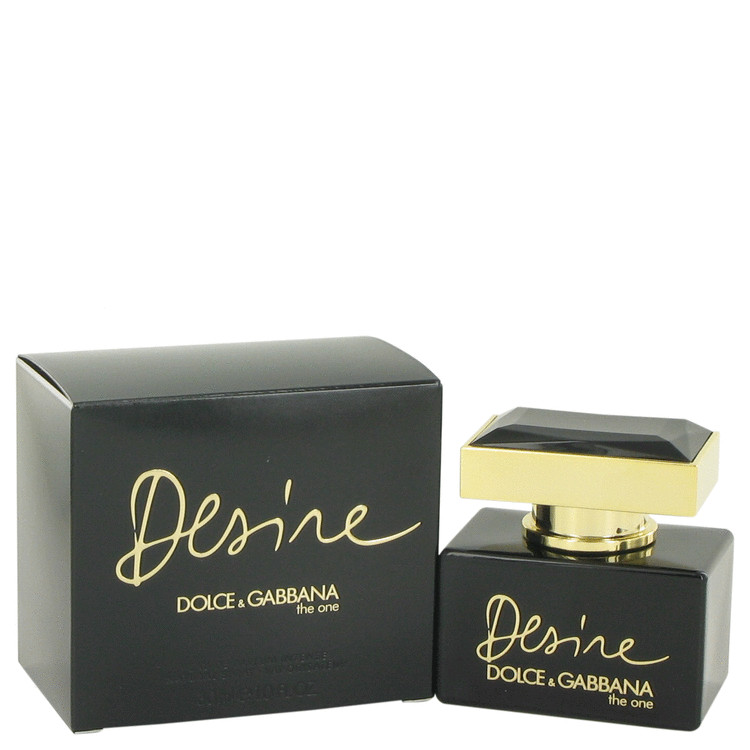 The One Desire Intense by Dolce & Gabbana for Women Eau De Parfum Spray 1 oz