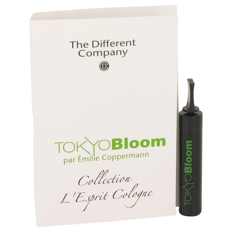 Tokyo Bloom by The Different Company for Women Vial (sample) .04 oz