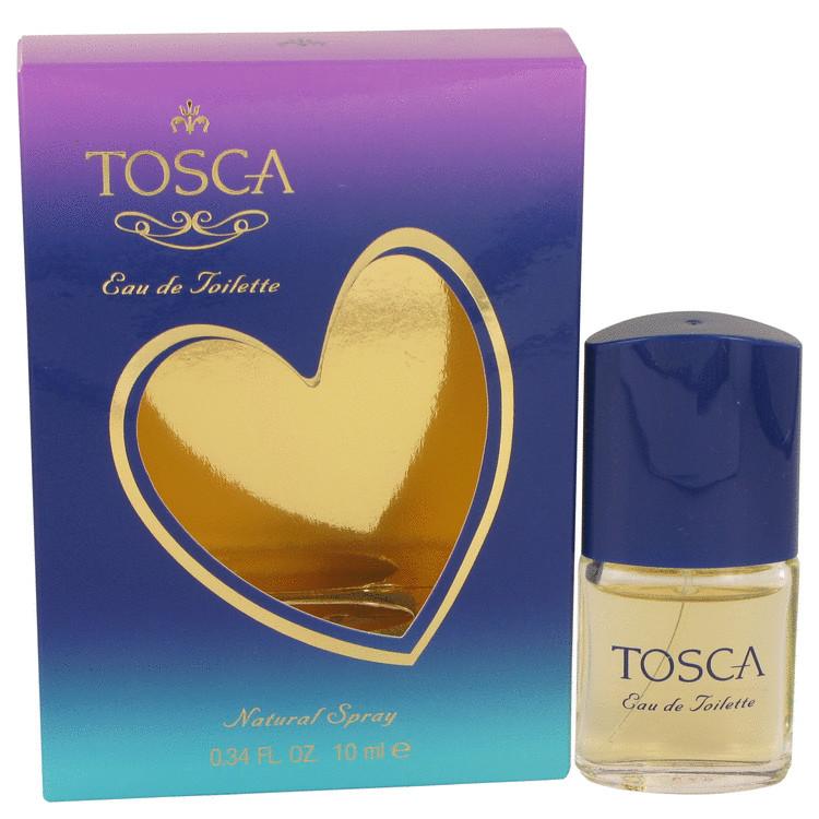 Tosca by Tosca for Women Eau De Toilette Spray .34 oz