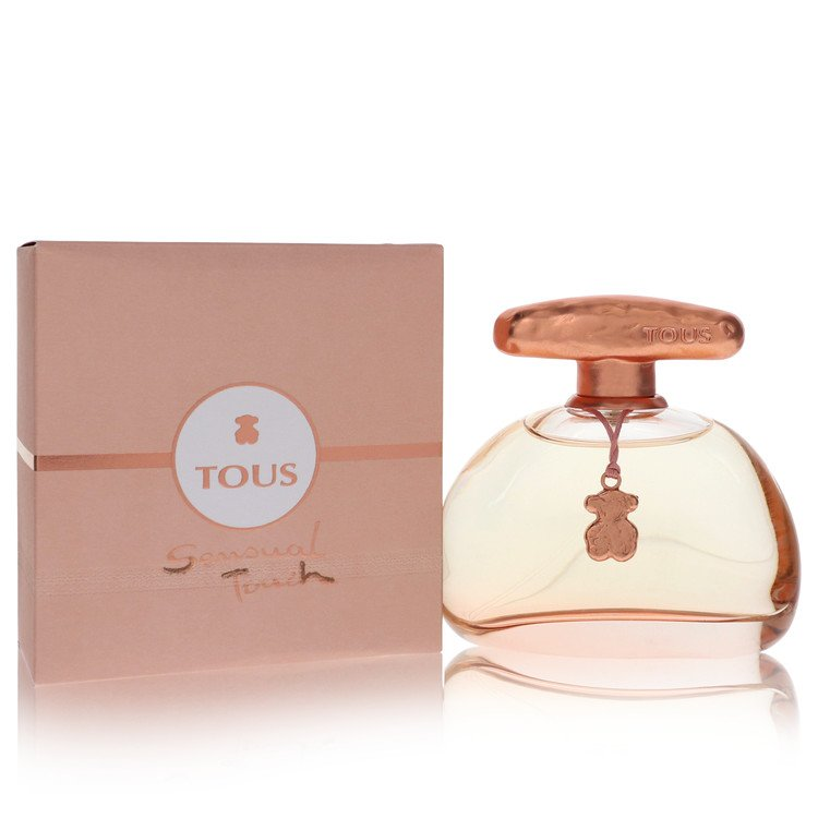 Tous Sensual Touch by Tous for Women Eau De Toilette Spray 3.4 oz