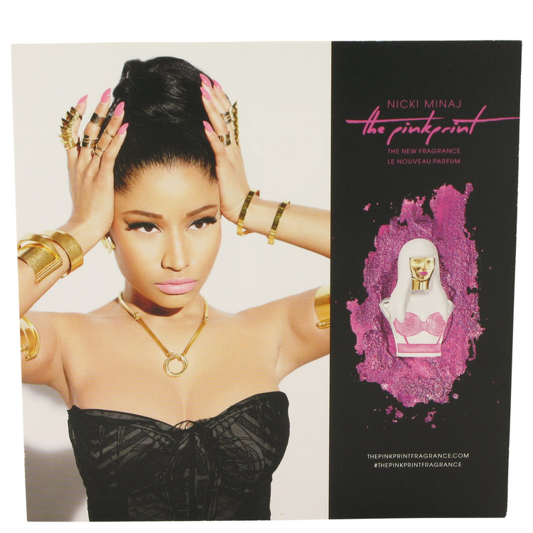 The Pink Print by Nicki Minaj