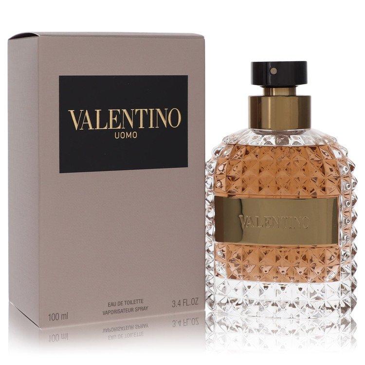 Valentino Uomo by Valentino for Men Eau De Toilette Spray 3.4 oz