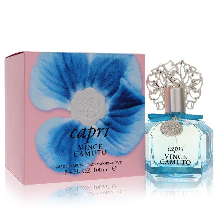 Vince Camuto Capri by Vince Camuto for Women Eau De Parfum Spray 3.4 oz