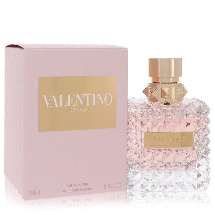 Valentino Donna by Valentino for Women Eau De Parfum Spray 3.4 oz
