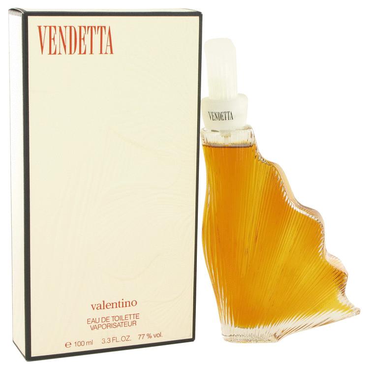 Vendetta by Valentino for Women Eau De Toilette Spray 3.4 oz