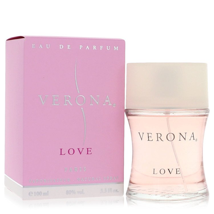 Verona Love by Yves De Sistelle for Women Eau De Parfum Spray 3.4 oz