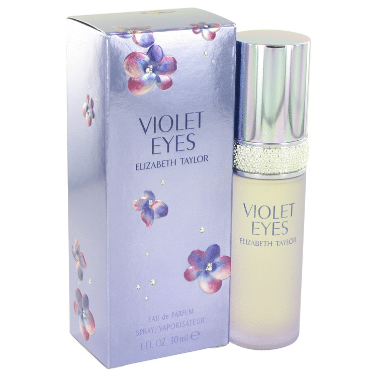 Violet Eyes by Elizabeth Taylor for Women Eau De Parfum Spray 1 oz