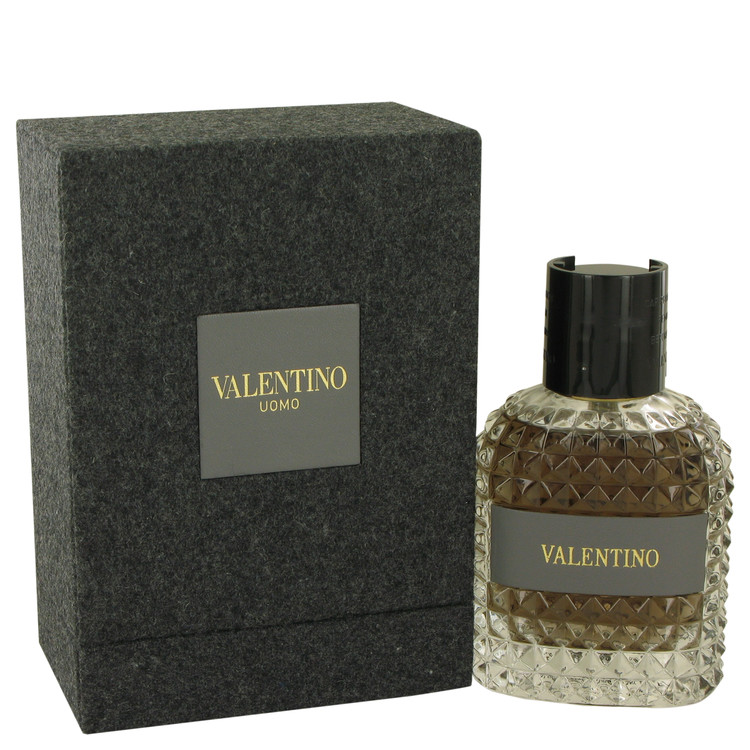 Valentino Uomo by Valentino for Men Eau De Toilette Spray (Limited Edition Packaging) 3.4 oz