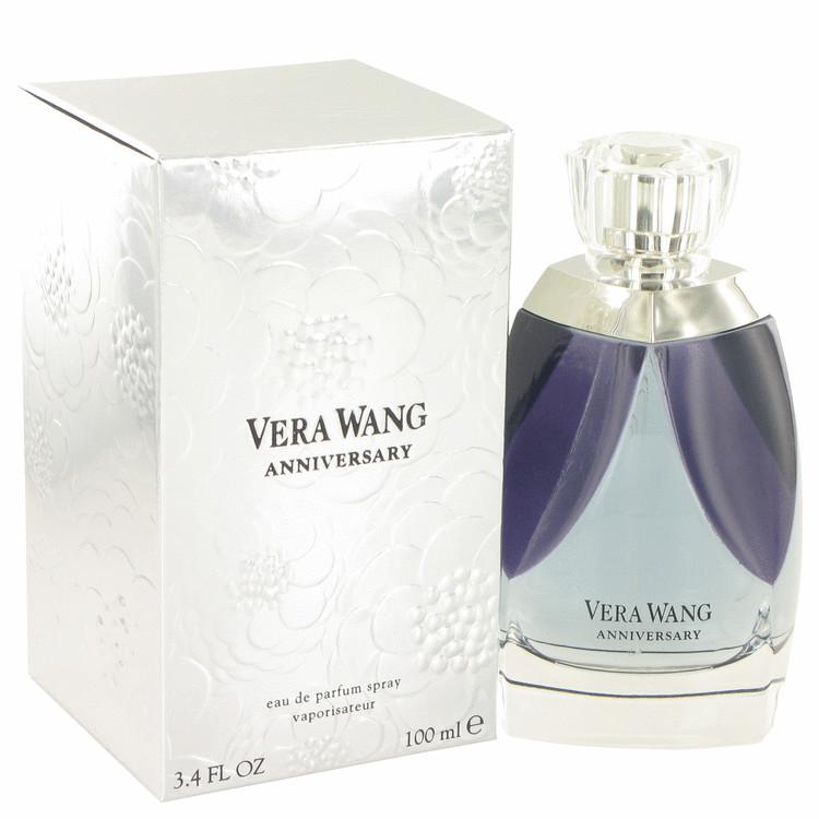 Vera Wang Anniversary by Vera Wang for Women Eau De Parfum Spray 3.4 oz