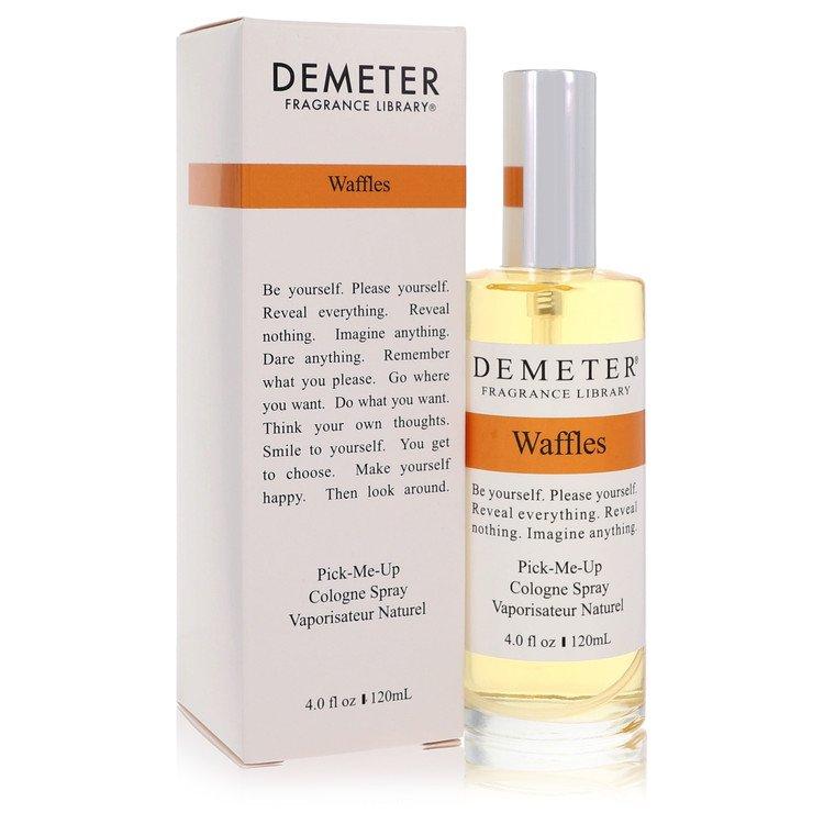 Demeter by Demeter for Women Waffles Cologne Spray 4 oz