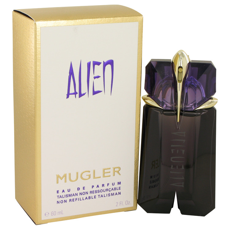 Alien by Thierry Mugler for Women Eau De Parfum Spray 2 oz