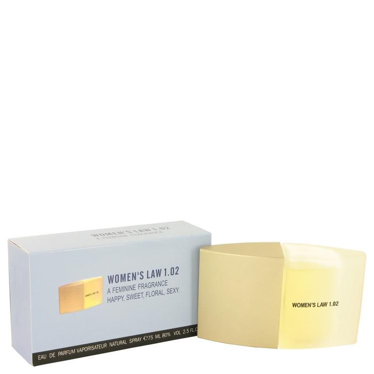 Women's Law by Monceau for Women Eau De Parfum Spray 2.5 oz