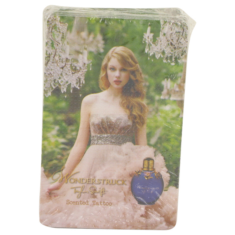 Wonderstruck by Taylor Swift for Women 50 Pack Scented Tatoos 50 pcs