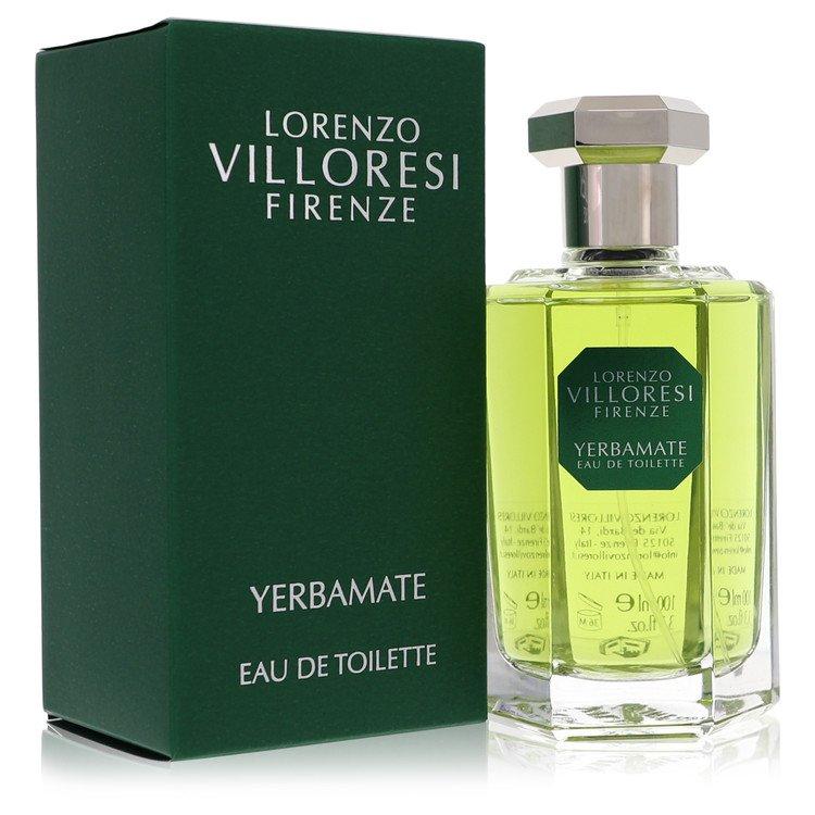 Yerbamate by Lorenzo Villoresi Firenze for Women Eau De Toilette Spray (Unisex) 3.4 oz