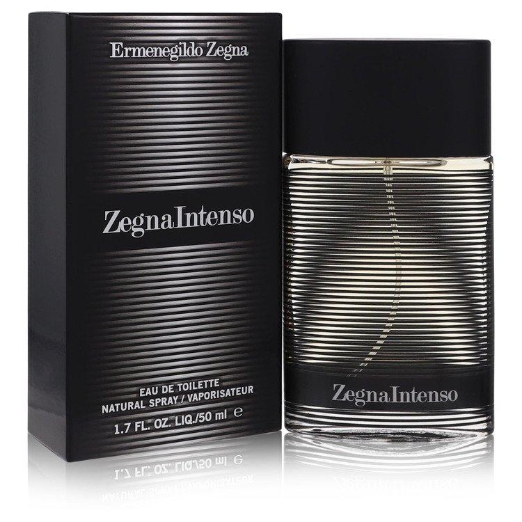 Zegna Intenso by Ermenegildo Zegna for Men Eau De Toilette Spray 1.7 oz