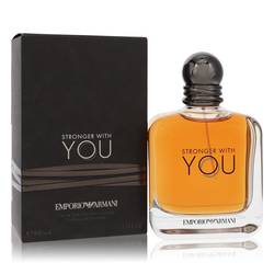 Emporio Armani Stronger With You - EDT Men Spray, 100ml