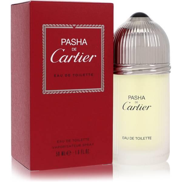 Pasha De Cartier Cologne for Men by Cartier