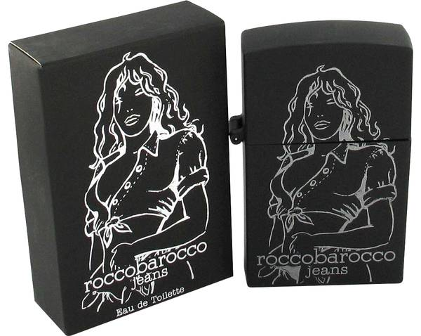 Rocco Barocco Black Jeans Perfume