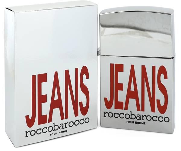 Rocco Barocco Silver Jeans Cologne