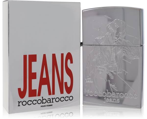 Rocco Barocco Silver Jeans Perfume