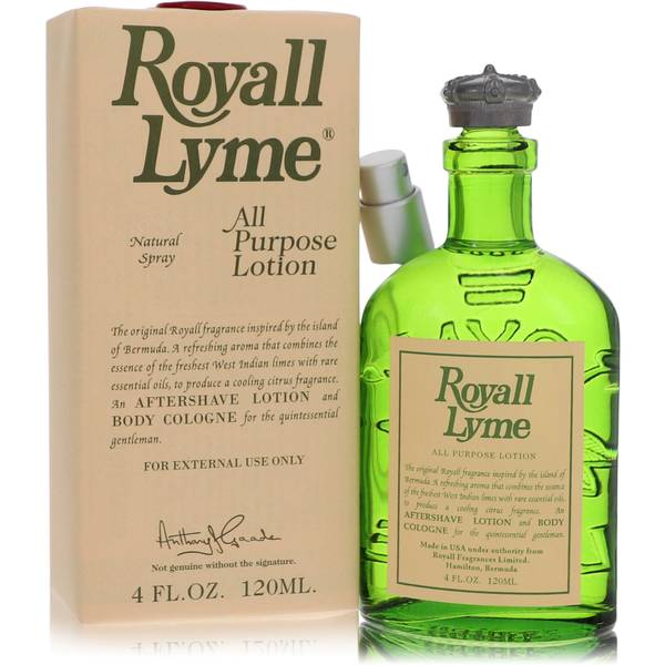 Royall Lyme Cologne