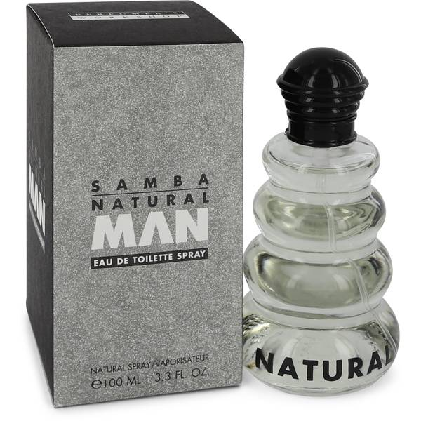 Samba Natural Cologne