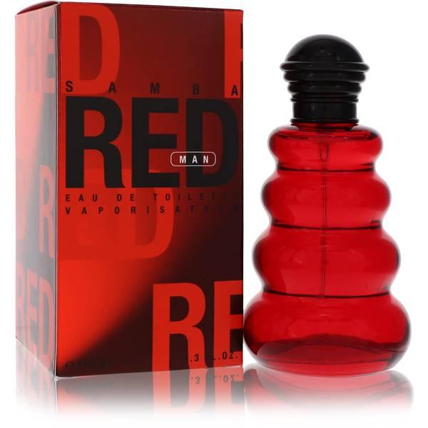 Samba Red Cologne