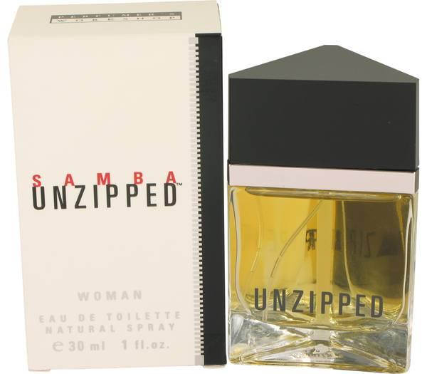 Samba Unzipped Perfume
