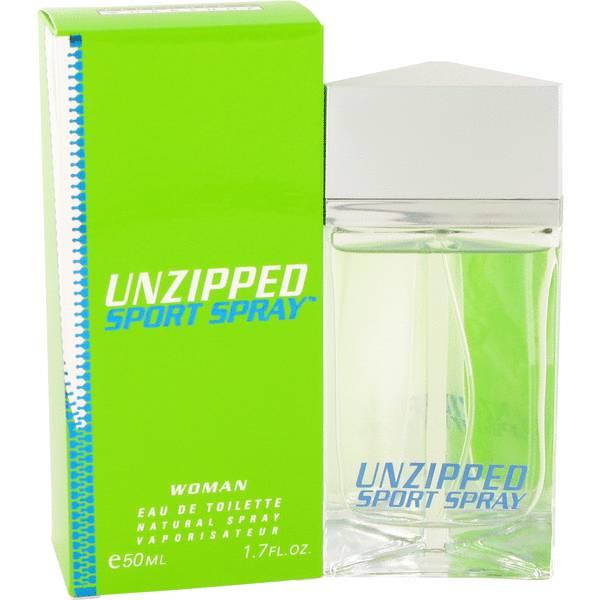 Samba Unzipped Sport Perfume