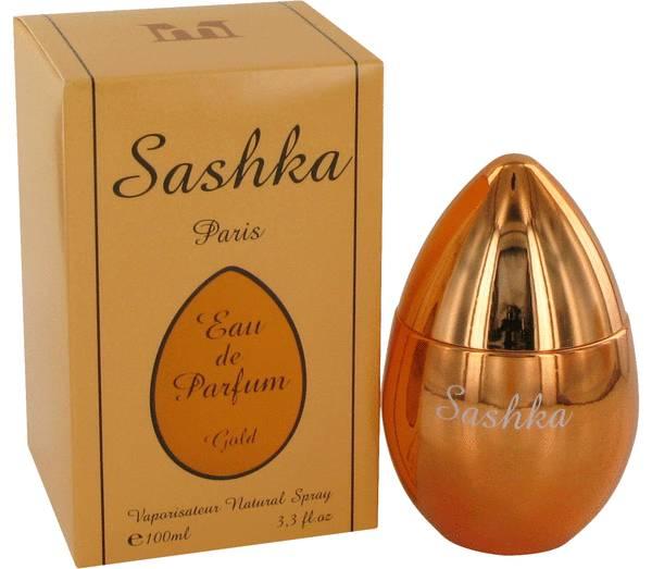 Sashka Gold Perfume