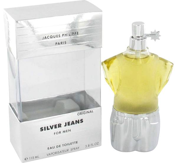 Silver Jeans Cologne