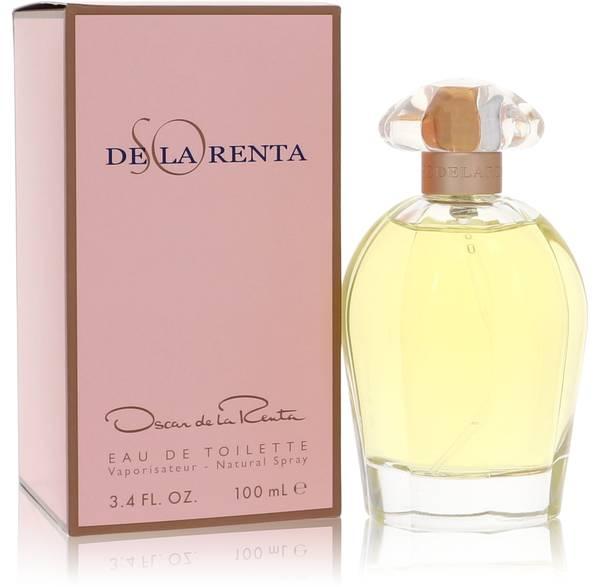 So De La Renta Perfume