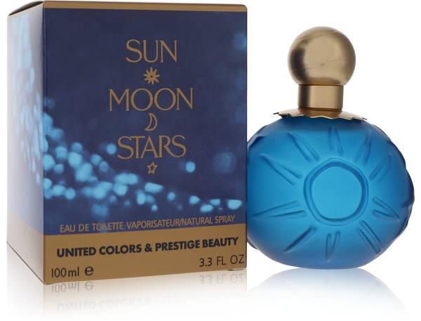Sun Moon Stars Perfume