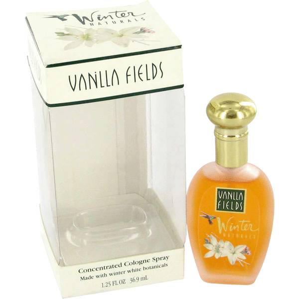 Vanilla Fields Winter Perfume