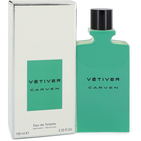 Vetiver Carven Cologne